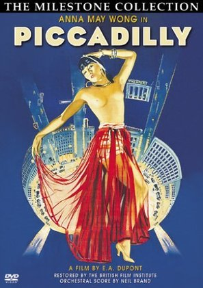Piccadilly - DVD movie cover (thumbnail)
