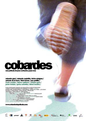 Cobardes - Spanish Movie Poster (thumbnail)