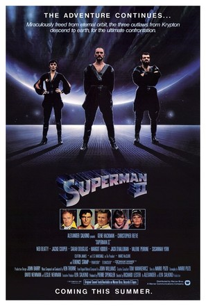 Superman II - Movie Poster (thumbnail)