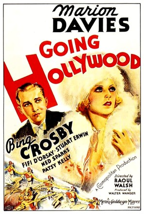 Going Hollywood - Movie Poster (thumbnail)