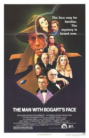 The Man with Bogart's Face - Movie Poster (thumbnail)
