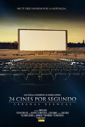 24 cines por segundo: Sábanas blancas