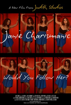 Janie Charismanic - Movie Poster (thumbnail)