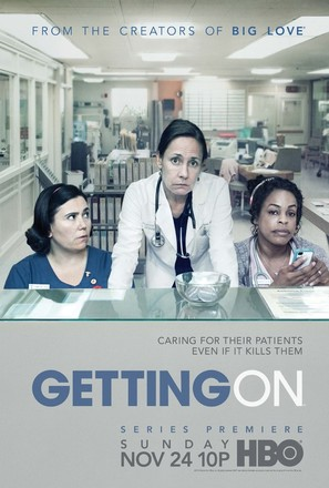"""Getting On"" - Movie Poster (thumbnail)"