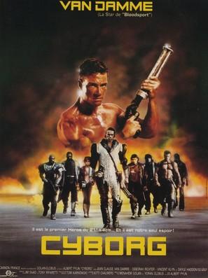 Cyborg - French Movie Poster (thumbnail)