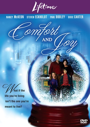 Comfort and Joy - DVD cover (thumbnail)