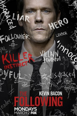 """""""The Following"""" - Movie Poster (thumbnail)"""