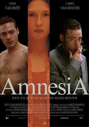 AmnesiA - Dutch Movie Poster (thumbnail)