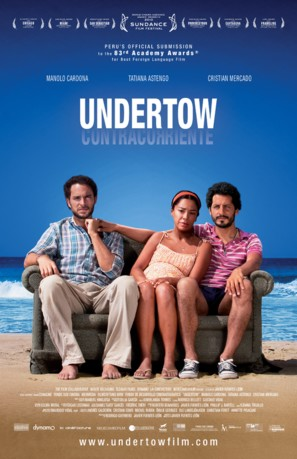 Contracorriente - British Movie Poster (thumbnail)