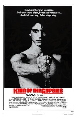 King of the Gypsies - Movie Poster (thumbnail)
