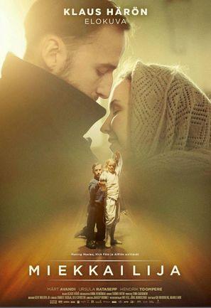 Miekkailija - Finnish Movie Poster (thumbnail)