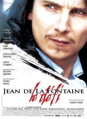 Jean de La Fontaine - Le dèfi
