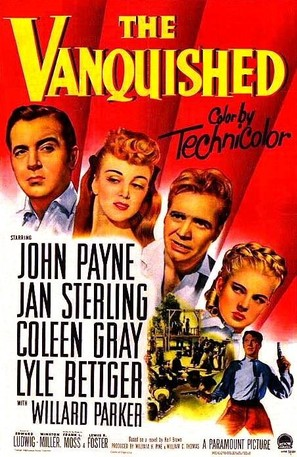 The Vanquished - Movie Poster (thumbnail)