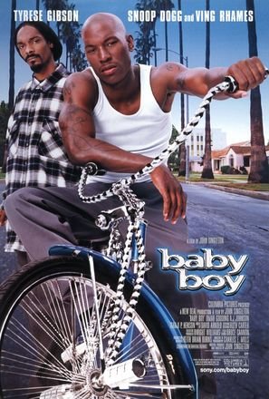 Baby Boy - Movie Poster (thumbnail)