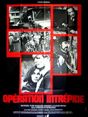 A Man Called Intrepid - French Movie Poster (thumbnail)