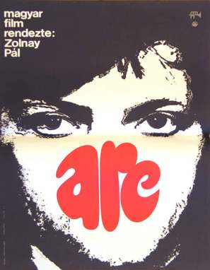 Arc - Hungarian Movie Poster (thumbnail)