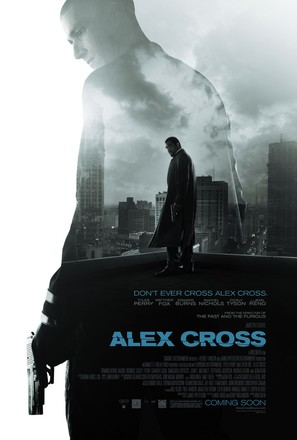 Alex Cross - Movie Poster (thumbnail)