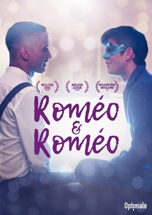 """Romeu & Romeu"" - French DVD movie cover (thumbnail)"