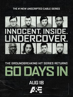 """60 Days In"" - Movie Poster (thumbnail)"