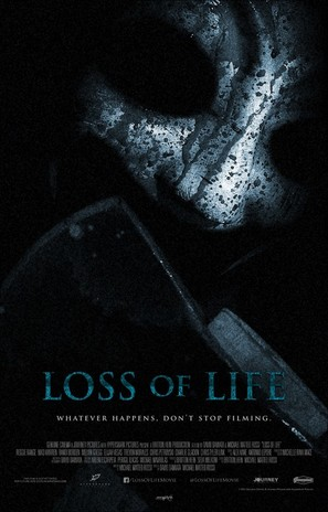 Loss of Life - Movie Poster (thumbnail)