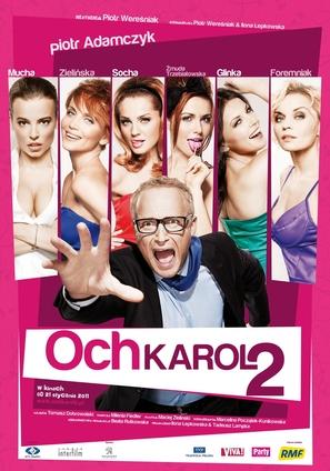 Och, Karol 2 - Polish Movie Poster (thumbnail)
