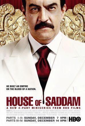 """House of Saddam"" - Movie Poster (thumbnail)"