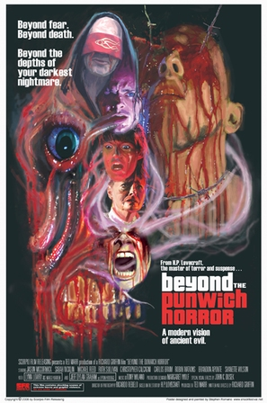 Beyond the Dunwich Horror - Movie Poster (thumbnail)