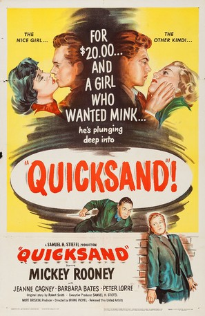 Quicksand - Movie Poster (thumbnail)