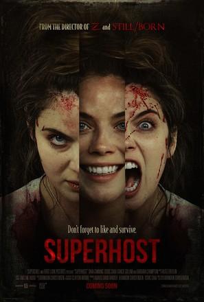 Superhost - Movie Poster (thumbnail)