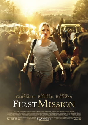 First Mission - Dutch Theatrical poster (thumbnail)