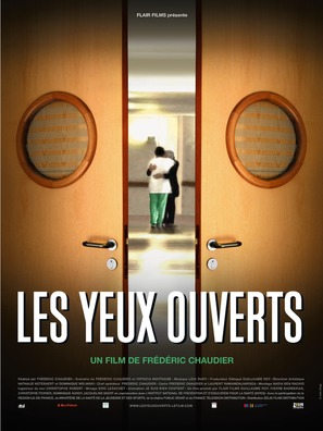 Les yeux ouverts - French Movie Poster (thumbnail)