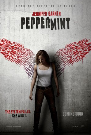 Peppermint - Movie Poster (thumbnail)