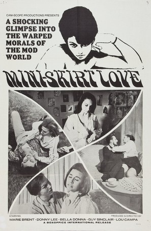 Miniskirt Love - Movie Poster (thumbnail)
