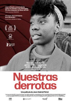 Nos défaites - Spanish Movie Poster (thumbnail)