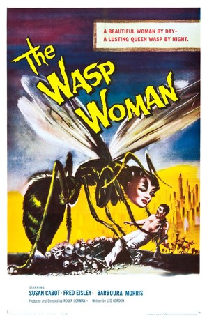 The Wasp Woman - Movie Poster (thumbnail)
