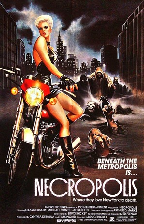 Necropolis - Movie Poster (thumbnail)