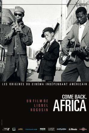 Come Back, Africa - French Movie Poster (thumbnail)