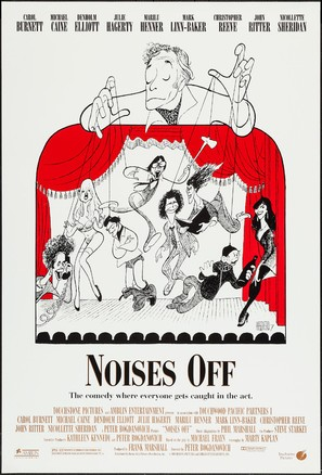 Noises Off... - Movie Poster (thumbnail)