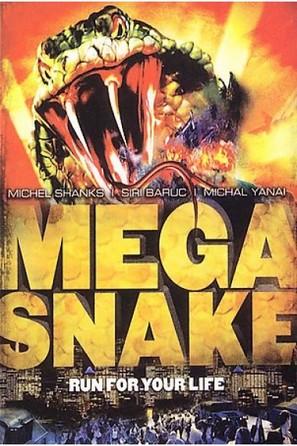 Mega Snake - Movie Cover (thumbnail)