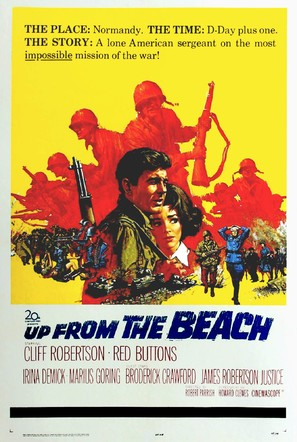 Up from the Beach - Movie Poster (thumbnail)