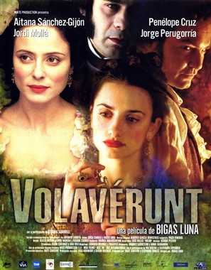 Volavérunt - Spanish poster (thumbnail)
