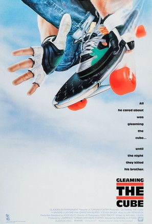 Gleaming the Cube - Theatrical poster (thumbnail)