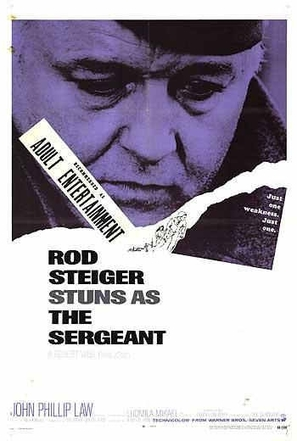 The Sergeant - Movie Poster (thumbnail)