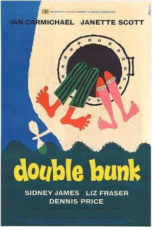 Double Bunk - British Movie Poster (thumbnail)