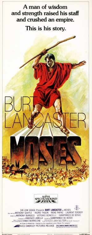 """Moses the Lawgiver"" - Movie Poster (thumbnail)"