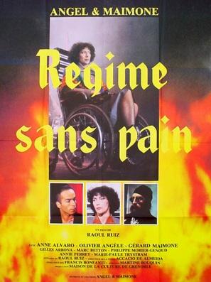 Régime sans pain - French Movie Poster (thumbnail)