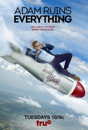 """""""Adam Ruins Everything"""" - Movie Poster (thumbnail)"""