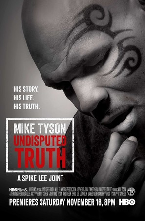 Mike Tyson: Undisputed Truth - Movie Poster (thumbnail)