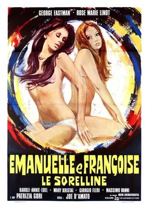 Emanuelle e Françoise le sorelline