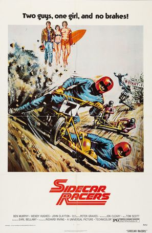 Sidecar Racers - Movie Poster (thumbnail)